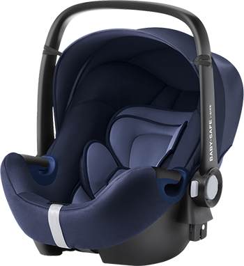 Автокресло Britax Roemer Baby-Safe2 i-size Moonlight Blue Trendline 2000029699 автокресло britax roemer детское автокресло britax roemer trifix i size cosmos black