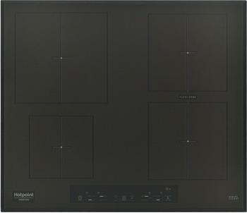 Встраиваемая электрическая варочная панель Hotpoint-Ariston KIA 641 B B (CF) встраиваемая электрическая варочная панель hotpoint ariston ikid 641 b f