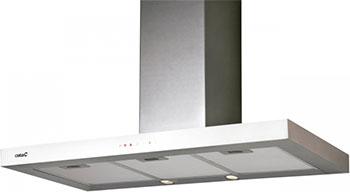 Вытяжка Cata MIDAS 900 XGWH белое стекло
