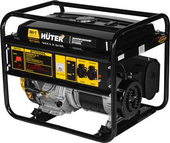 Электрический генератор и электростанция Huter DY 6500 L