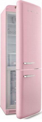 Двухкамерный холодильник Smeg FAB 32 RRON1 двухкамерный холодильник smeg fab 32 lon1