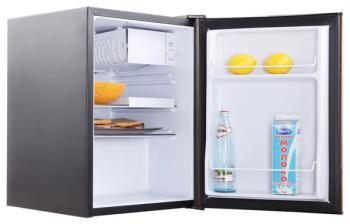 Минихолодильник TESLER RC-73 Wood