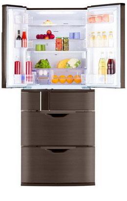 Многокамерный холодильник Mitsubishi Electric MR-JXR 655 W-BR-R mitsubishi 100% mds r v1 80 mds r v1 80