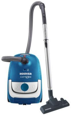 Пылесос Hoover CAPTURE TCP 1401 019 синий пылесос hoover txp 1520 019 xarion pro