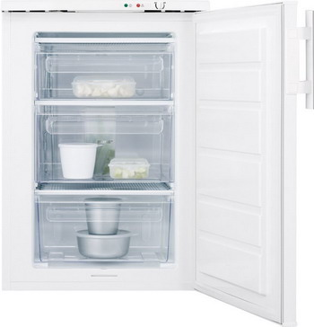 Морозильник Electrolux EUT 1106 AW2 встраиваемый холодильник electrolux enn 92841 aw