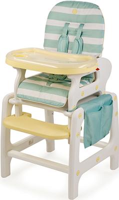 Стульчик для кормления Happy Baby Oliver V2 BLUE