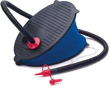 Насос ножной Intex 69611 насос ручной hi output hand pump 30 см intex 68612