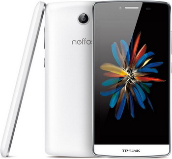Смартфон TP-LINK Neffos C5 White 2GB 16 GB banglong c5 page 5