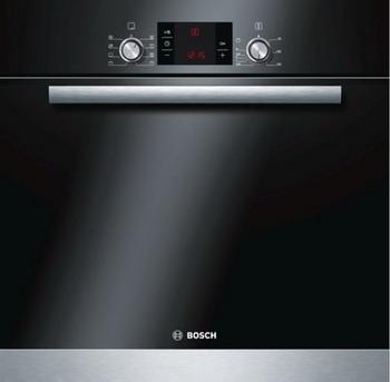Встраиваемый электрический духовой шкаф Bosch HBG 23 B 150 R встраиваемый электрический духовой шкаф bosch hbg 636 lb1