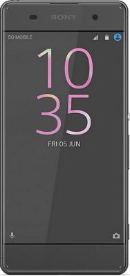 Мобильный телефон Sony Xperia XA Dual Sim Graphite Black мобильный телефон sony xperia xa1 ultra dual sim черный