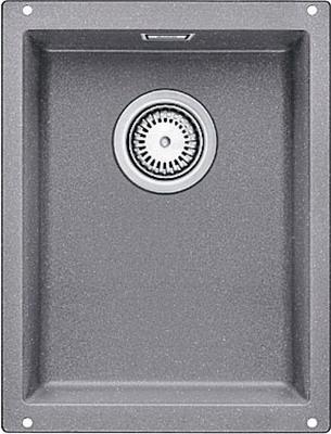 Кухонная мойка BLANCO SUBLINE 320-U SILGRANIT алюметаллик  blanco subline 320 u антрацит
