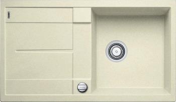 Кухонная мойка BLANCO METRA 5 S SILGRANIT жасмин мойка blanco classik 45s silgranit 521308 антрацит