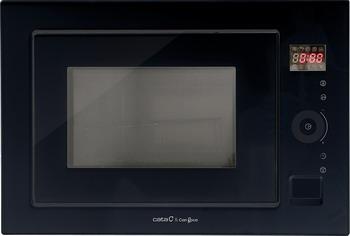 Встраиваемая микроволновая печь СВЧ Cata MC 25 GTC BK встраиваемая вытяжка cata gt plus 45 bk b