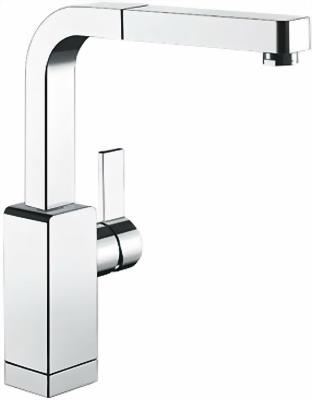 Кухонный смеситель BLANCO LEVOS-S хром ручка управления levos chrome 221901 blanco