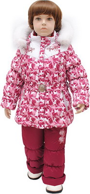 Комплект одежды Русланд А 01-15 Бордо Рт. 110 opulent 15 01