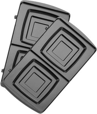 Комплект съемных панелей для мультипекаря Redmond RAMB-04 (квадрат) комплект сменных панелей для выпечки redmond ramb 15