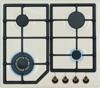 Встраиваемая газовая варочная панель Simfer H 60 M 41 O 412