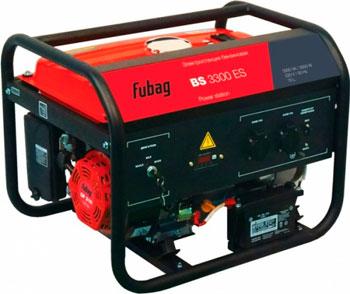 Электрический генератор и электростанция FUBAG BS 3300 ES шуруповерт электрический fit es 321