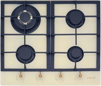 Встраиваемая газовая варочная панель Cata RCI 631 IVORY цена