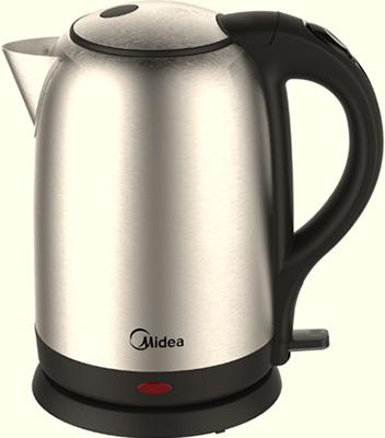Чайник электрический Midea МК-8030 чайник kitchenaid kten20sbob чёрный 1 9 л нержавеющая сталь