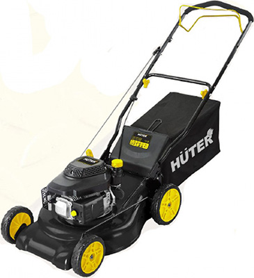 Колесная газонокосилка Huter GLM-5.0ST колесная газонокосилка huter glm 3 5t