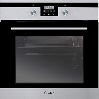 Встраиваемый электрический духовой шкаф Lex EDP 093 IX