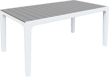 Купить Стол Keter, Harmony белый серый 17201231, Израиль