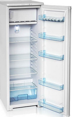 Однокамерный холодильник Бирюса 107 однокамерный холодильник бирюса r 108 ca
