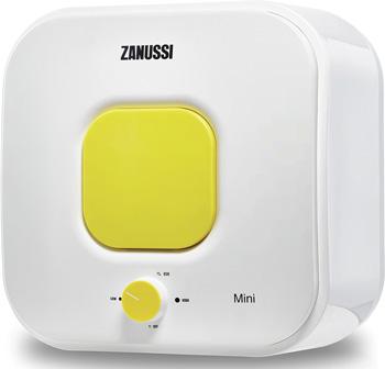 Водонагреватель накопительный Zanussi ZWH/S 10 Mini U (Yellow) водонагреватель zanussi zwh s 10 melody u yellow