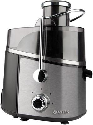 Соковыжималка универсальная Vitek VT-3657 соковыжималка vitek vt 3657 01 цитрусовая серебристый и черный