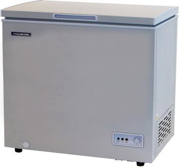 Морозильный ларь WILLMARK CF-270 X-2 серебряный морозильная камера willmark cf 270x 2s