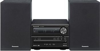 Музыкальный центр Panasonic SC-PM 250 EE-K музыкальный центр panasonic sc hc 200 ee w