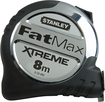 Рулетка Stanley FATMAX XL 8M 0-33-892 9mm max tube marking machine sticker 8m