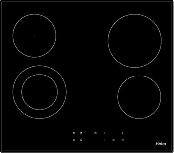 Встраиваемая электрическая варочная панель Haier HHX-C 64 DVB hhx 100