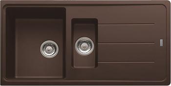 Кухонная мойка FRANKE BFG 651 3 5'' стоп.-в шоколад все цены