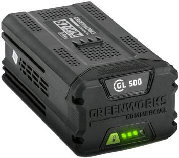 Аккумулятор Greenworks 82В 5А/ч 2914607 чехол для lenovo a1000 силиконовый tpu белый 0 3 мм коллекция green cases