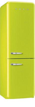 Двухкамерный холодильник Smeg FAB 32 RVEN1 двухкамерный холодильник smeg fab 32 razn1