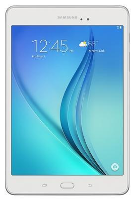 Планшет Samsung Galaxy Tab A 8.0 SM-T 355 LTE 16 Gb белый аксессуар чехол samsung galaxy tab a 7 sm t285 sm t280 it baggage мультистенд black itssgta74 1