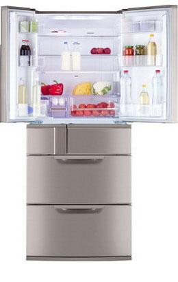 Многокамерный холодильник Mitsubishi Electric MR-JXR 655 W-N-R штатная магнитола carmedia qr 7111 dvd mercedes r класс 2005 2015 w251