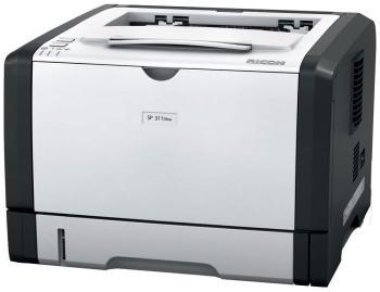 Принтер Ricoh SP 311 DNw toner for lanier sp 311 dnw sp311 dn sp 311dn 311 dnw type sp 311 fn type sp 311fn compatible new fuser cartridge