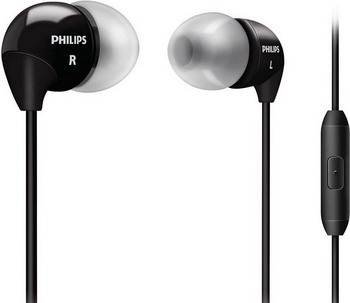 Наушники Philips SHE 3515 BK