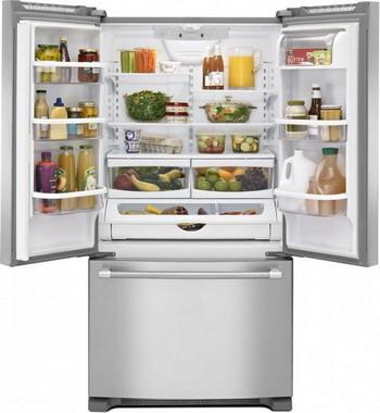 Двухкамерный холодильник Maytag 5GFB 2558 EA двухкамерный холодильник don r 297 g