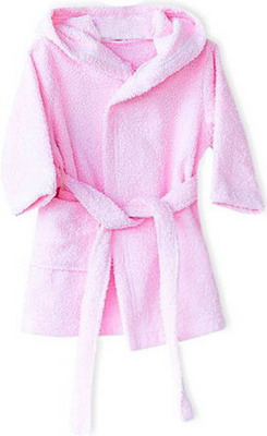 Халат Грач махра 2-х сторонняя Рт. 104 розовый балу трикотаж махра 90х100 розовый ш651