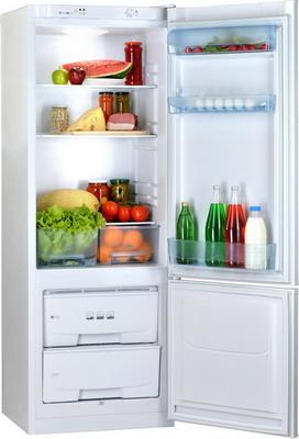 Двухкамерный холодильник Позис RK-102 белый двухкамерный холодильник позис rk 101 серебристый металлопласт