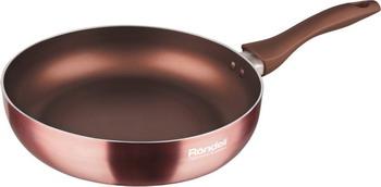 Сковорода Rondell RDA-790 Nouvelle Etoile сковорода глубокая rondell nouvelle etoile rda 789 20x5 5см