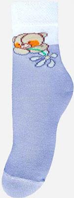 Носочки Брестский чулочный комбинат 14С3081 р.15-16 030 бл.голубой носочки брестский чулочный комбинат 14с3081 р 15 16 031 мят свежесть