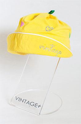 Панамка Vintage На качелах желтый р. 53-55 панамка vintage на качелах желтый р 50 52