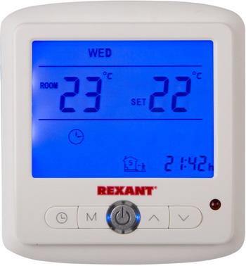 Терморегулятор REXANT R 860 XT терморегулятор rexant r 816 xt