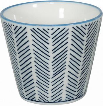 Чашка TOKYO DESIGN BLEU DE NIMES комплект из 6 шт 14679 цена 2016
