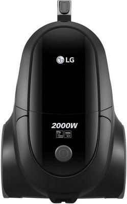 Пылесос LG VK 76 A 02 NTL черный